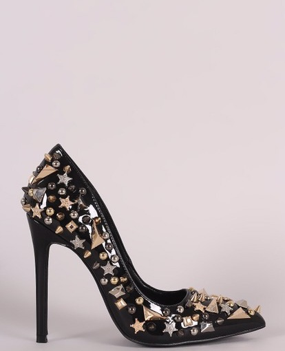 Shoe Stalker: What's YourChic