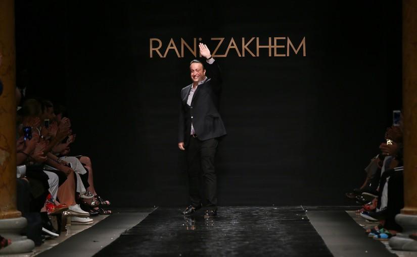 Fashion Designer: RaniZakhem