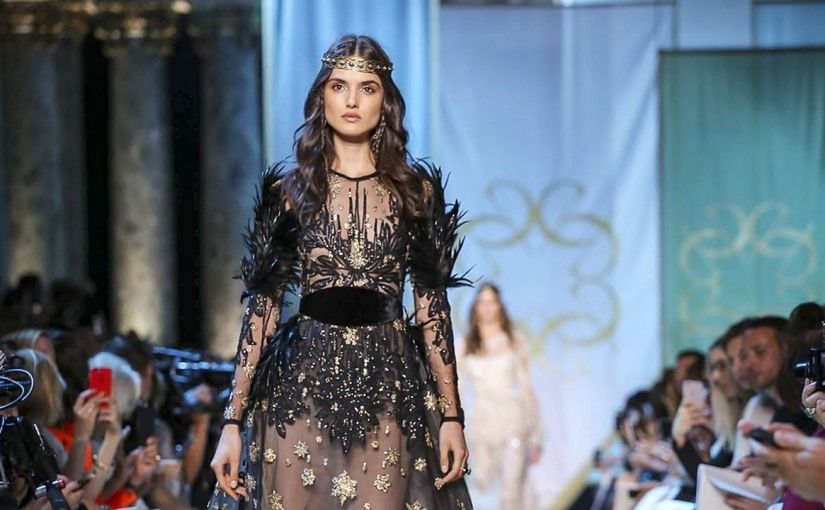 Fashion Designer: Elie Saab